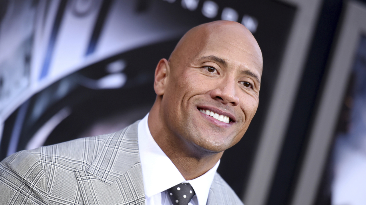 'The Rock' gets hitched in Hawaii to longtime girlfriend