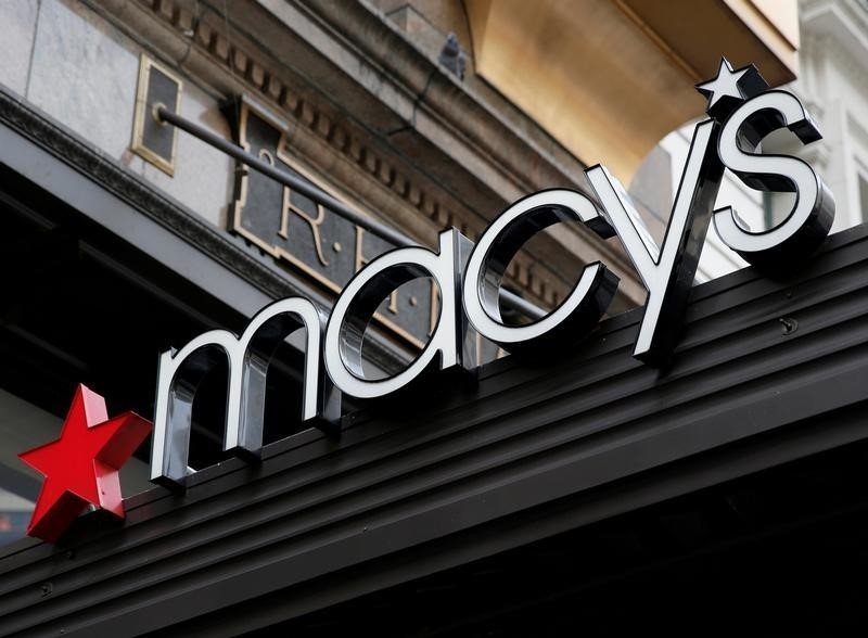 Macy's shares tank after website security breach