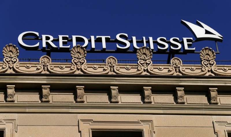 Credit Suisse to start charging wealthy clients