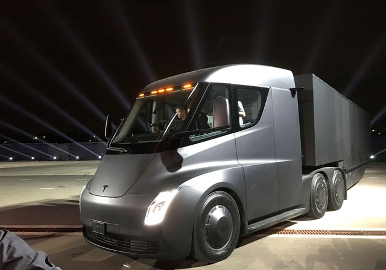 Tesla Semi gets 'real world validation'