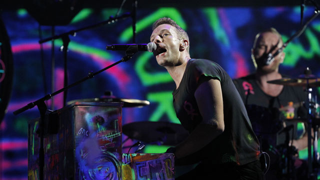 Coldplay refuses to go on tour because it's not 'carbon neutral'
