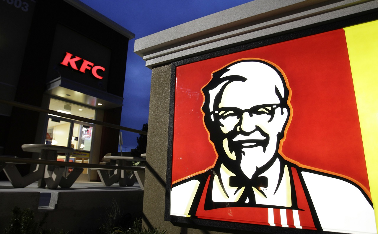 KFC brings back fire log to make your house smell like fried chicken
