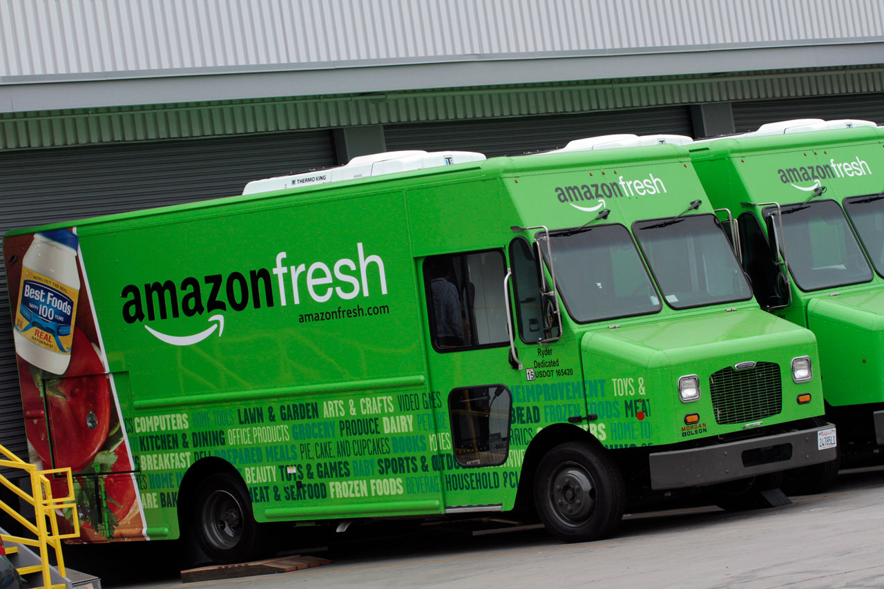 Amazon makes free grocery delivery part of Prime membership