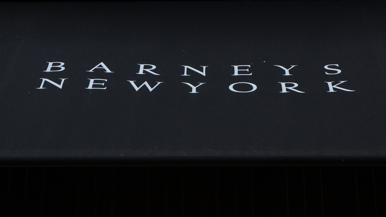 Barneys to sell assets to Authentic Brands, B. Riley for $271M