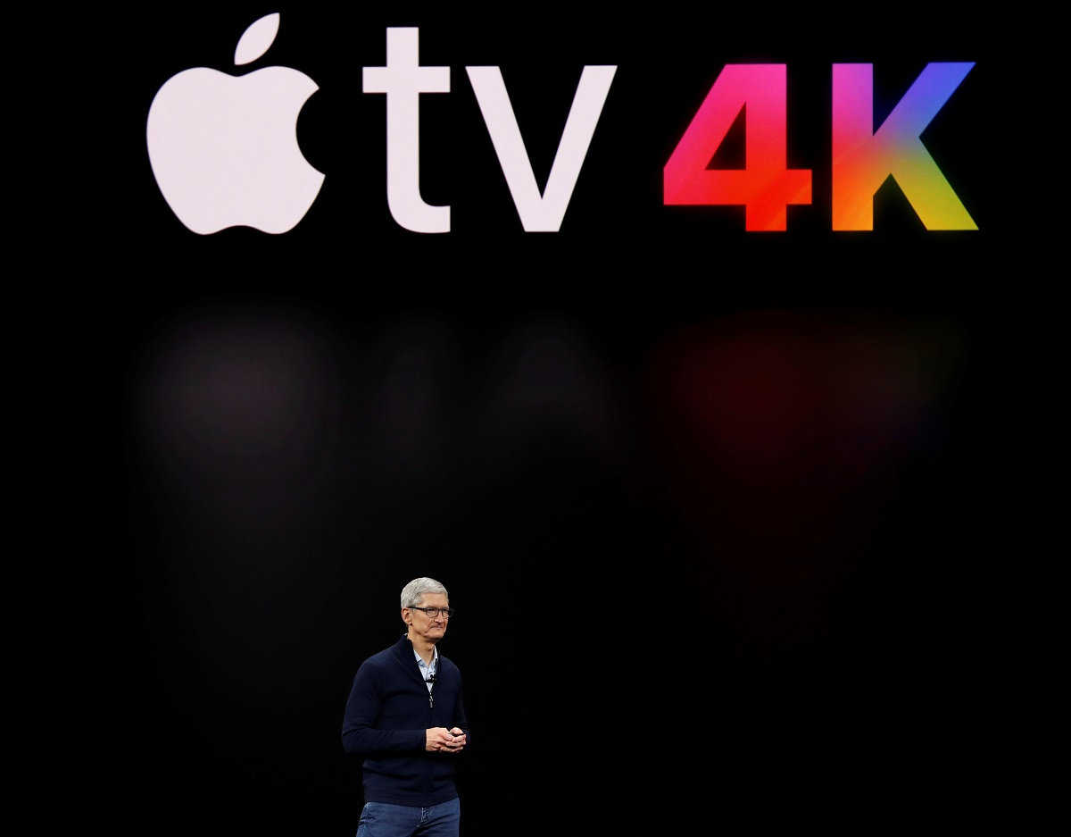 AppleTV+ makes executive change after only 10 days and mixed reviews