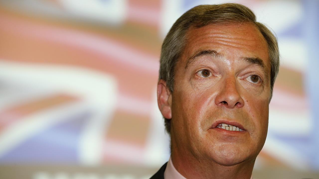 Boris Johnson's Brexit deal 'puts lipstick on the pig': Nigel Farage