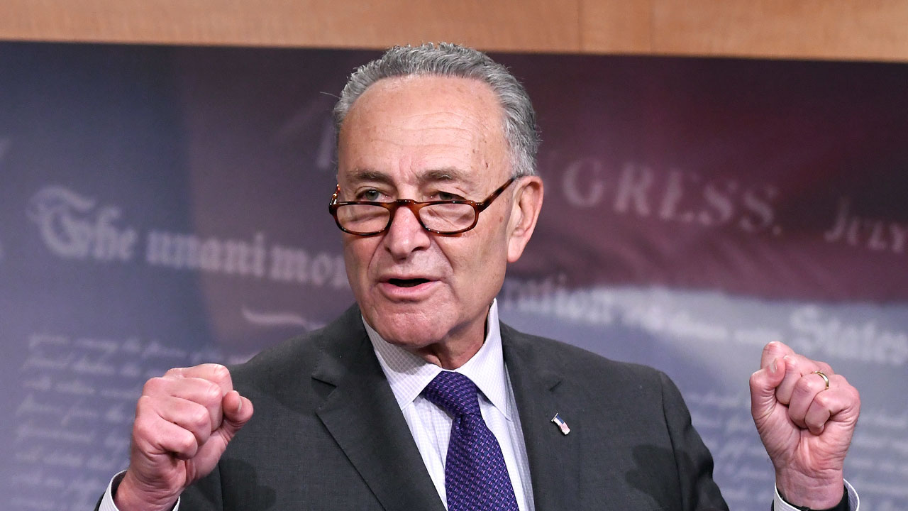 Schumer, Senate Democrats will force vote to repeal IRS ruling on SALT cap workaround