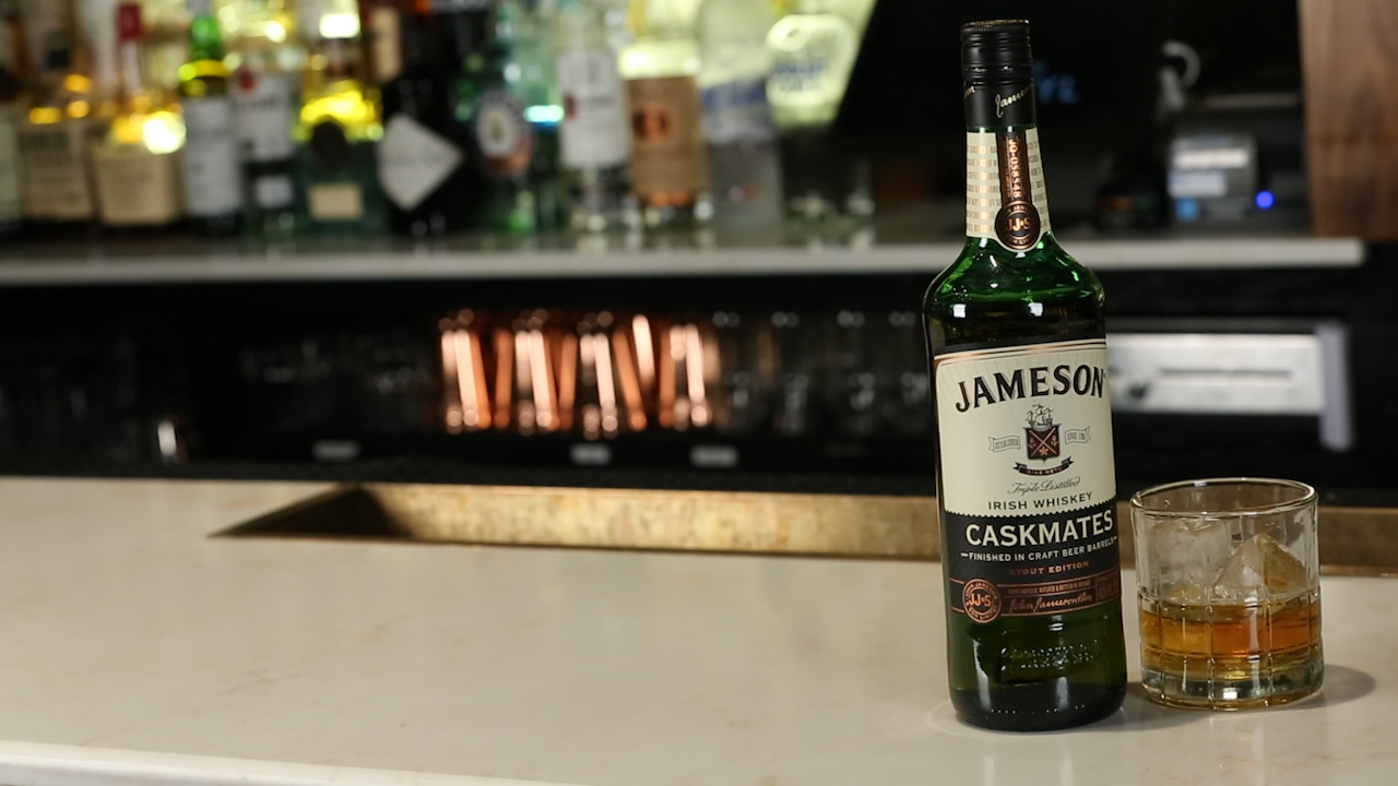 Jameson Irish Whiskey wants you drinking alcohol at breakfast