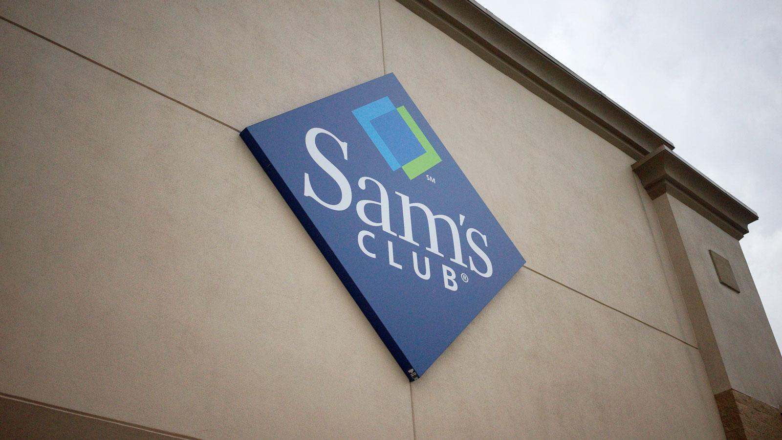 Sam's Club names new CEO