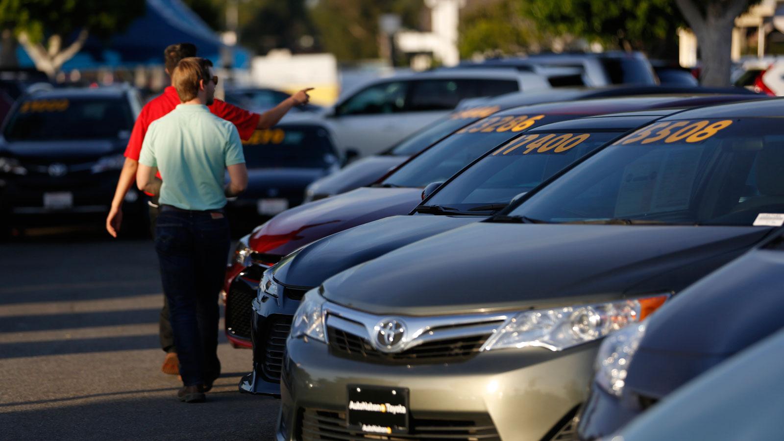 Toyota adds 361K vehicles to 2.9M car Takata air bag inflator recall