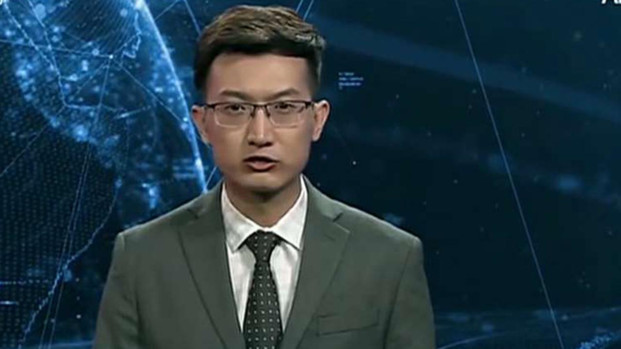 foxbusiness.com - Megan Henney - China develops virtual, AI newsperson that looks human