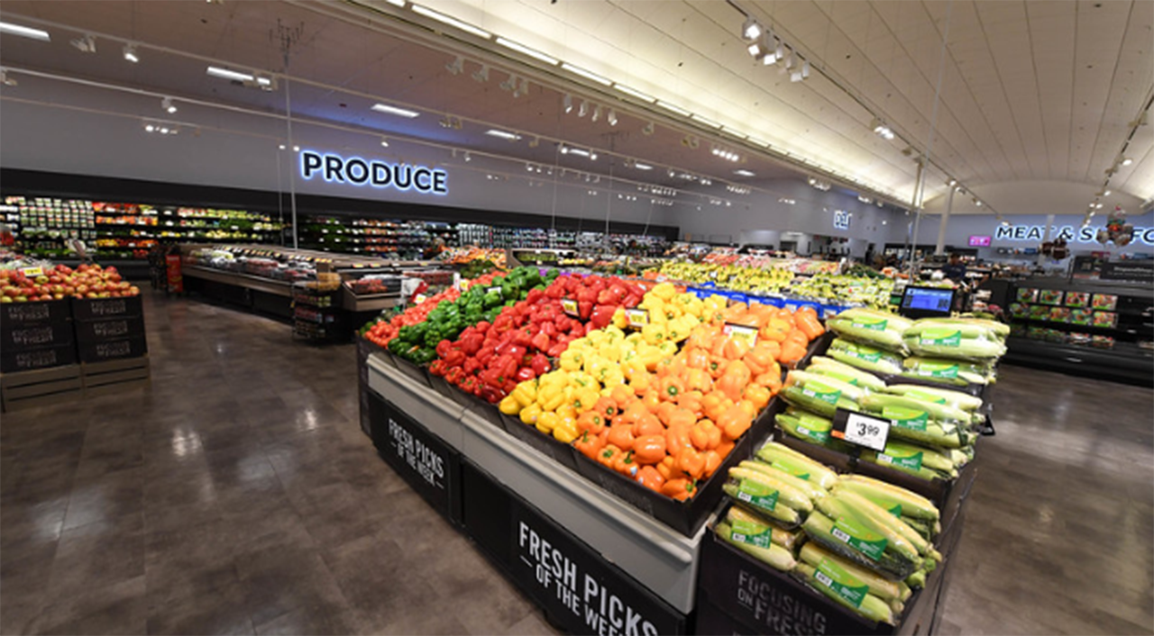 Fresh produce shipped to 11 states recalled over Listeria fears