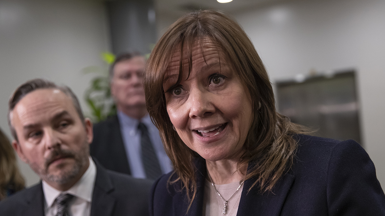 GM CEO Mary Barra hands on with UAW talks: source