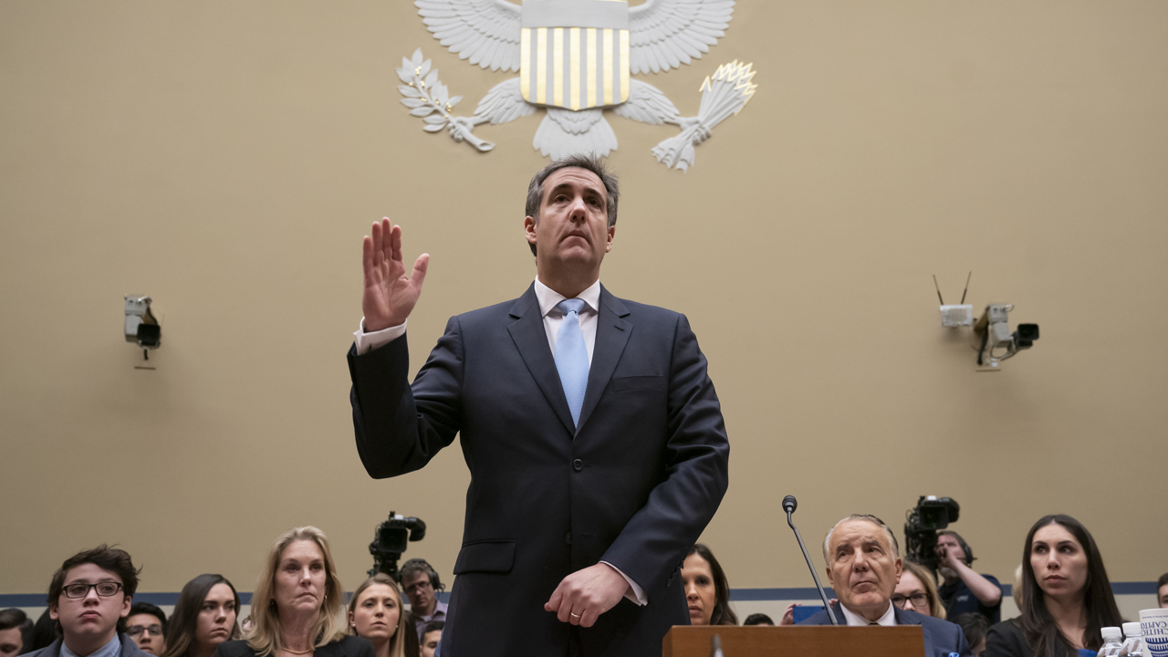 Michael Cohen owes $1.9M to IRS: Report