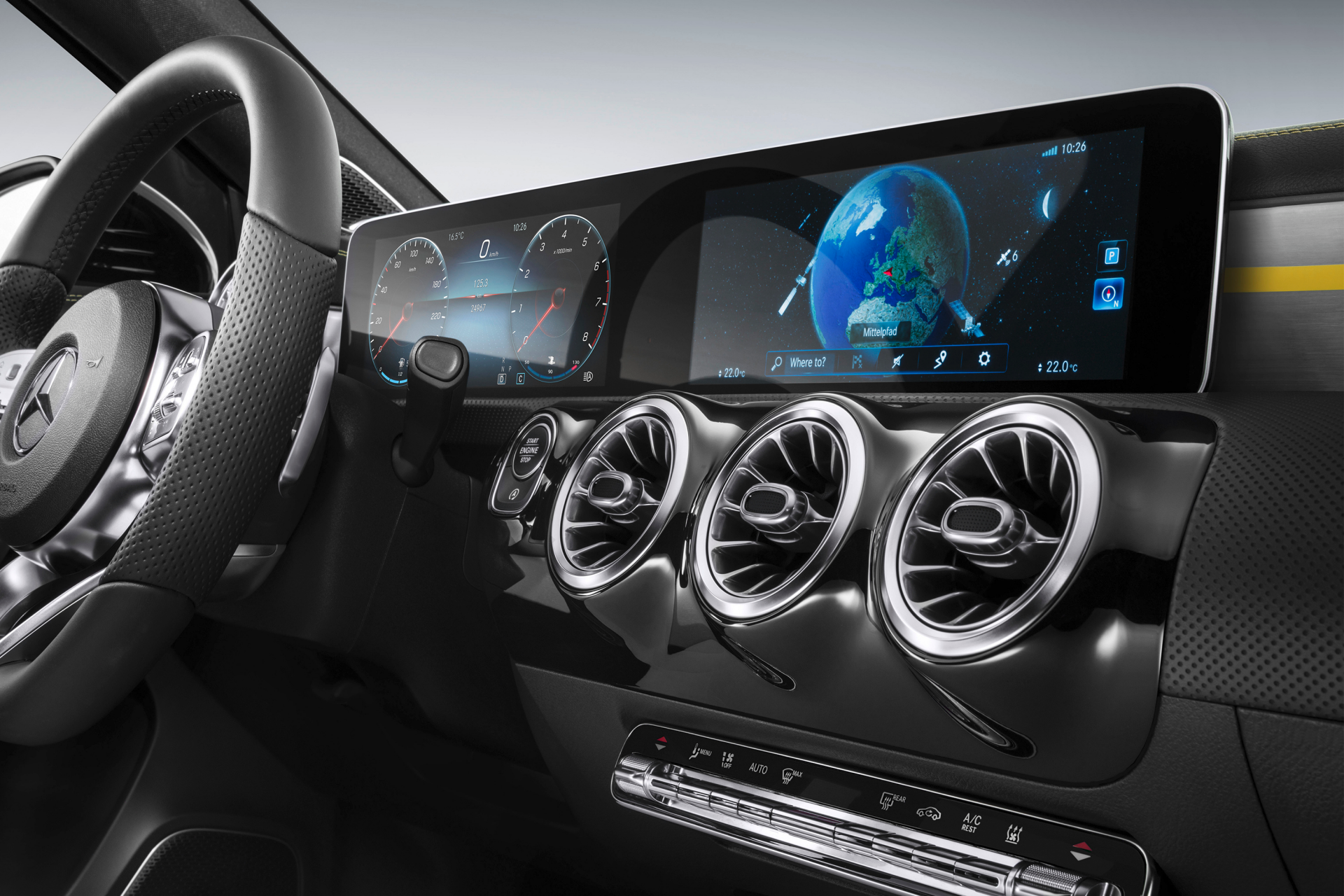 Correction: Behind the Wheel-Infotainment Systems story