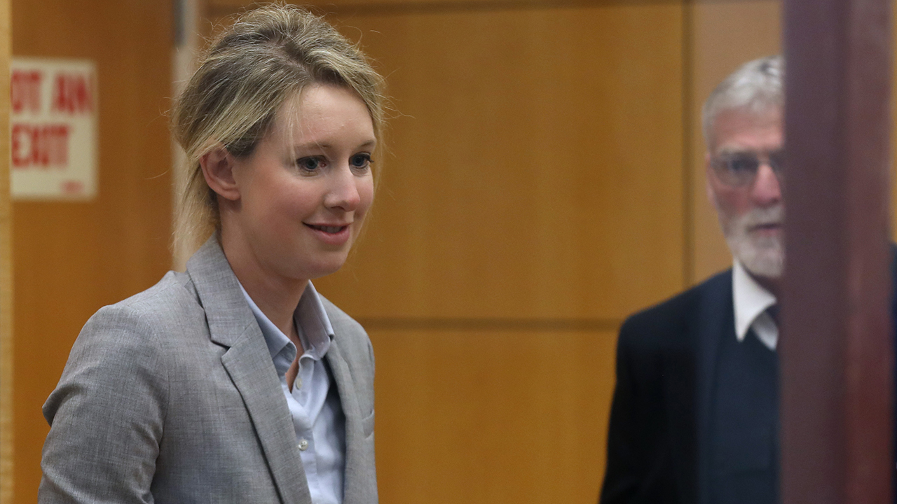 Ex-billionaire Elizabeth Holmes can't pay lawyers defending her in Theranos fraud claim