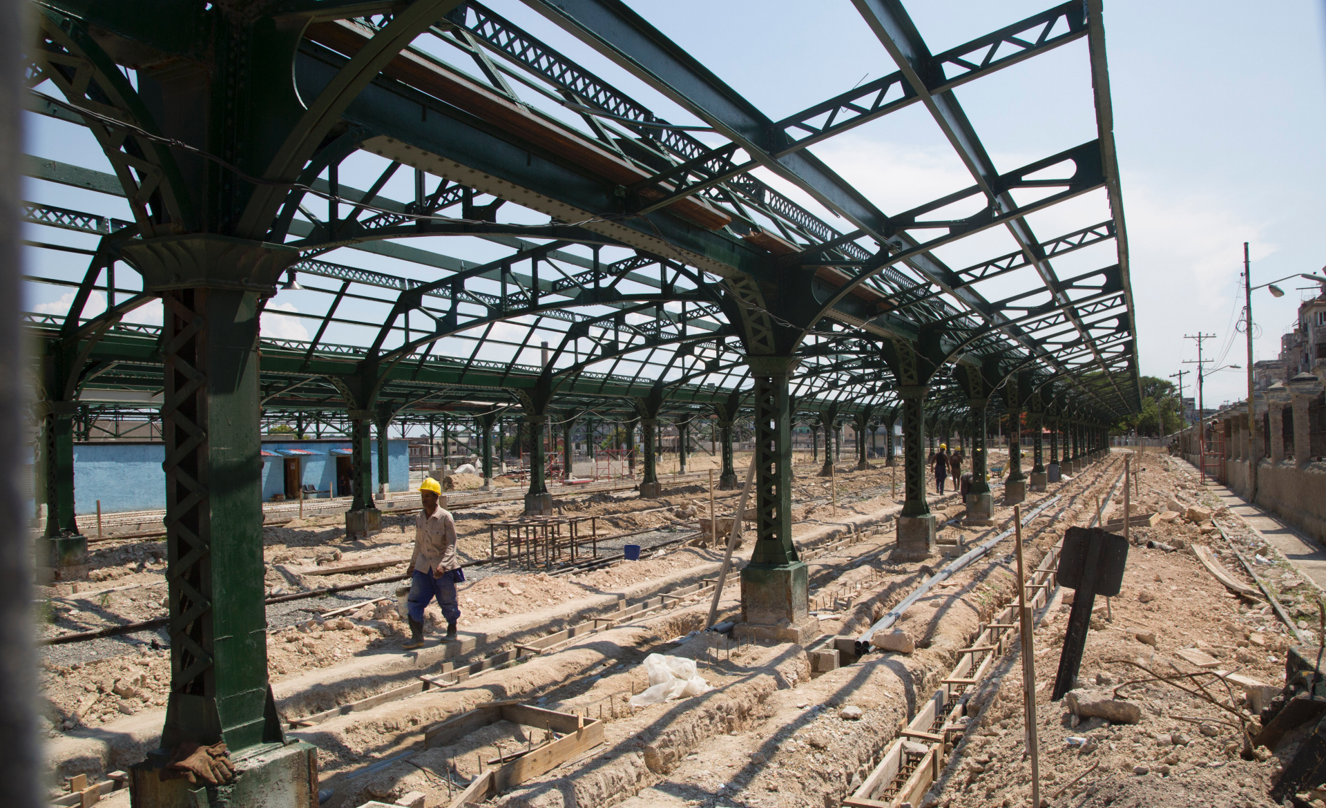 Cuba tries to revive its once-great railway network