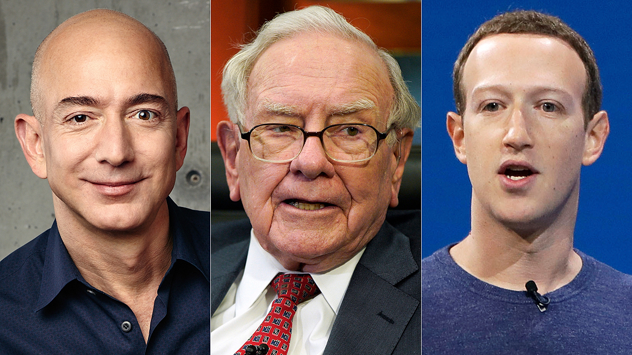 These are the richest people in each state: report