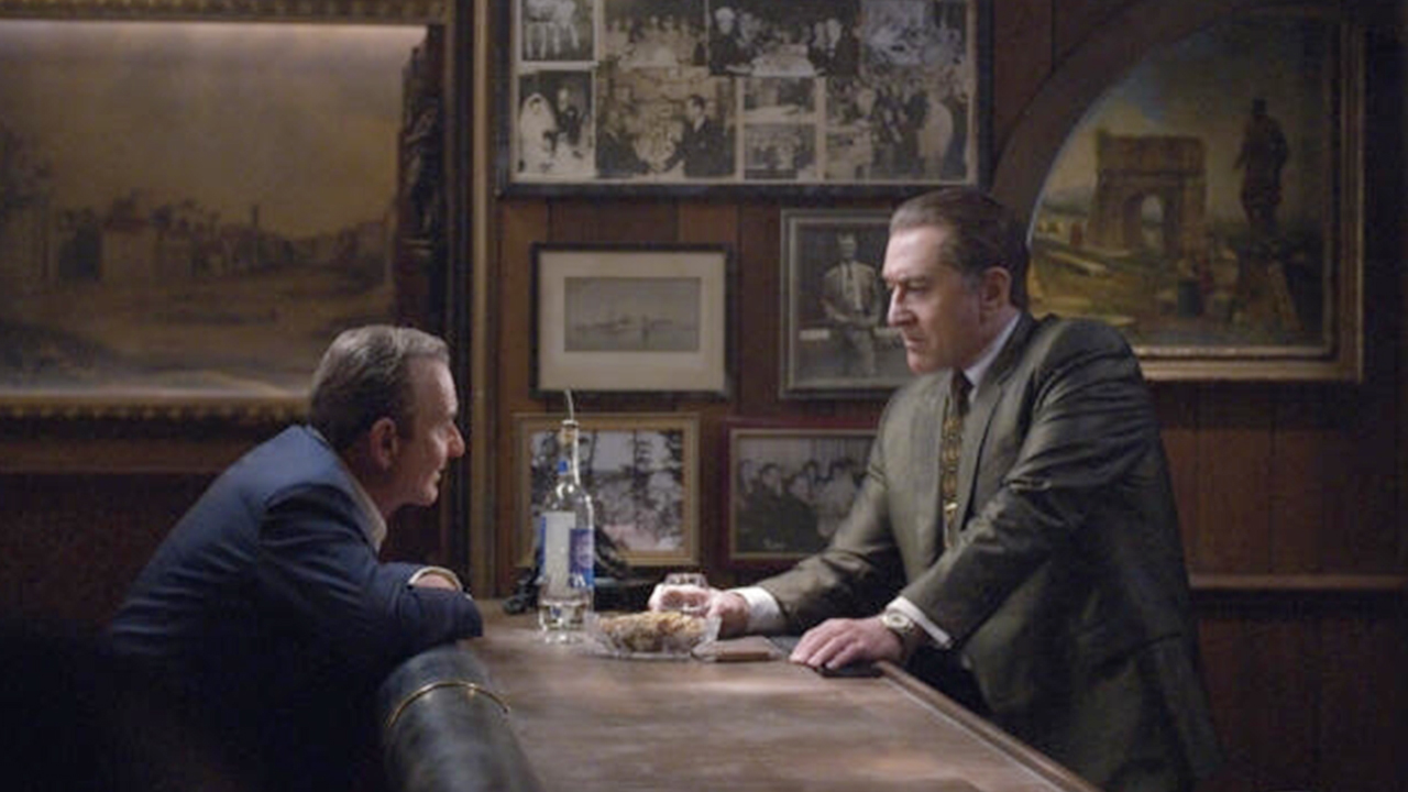 'The Irishman' drops on Netflix in highly anticipated debut
