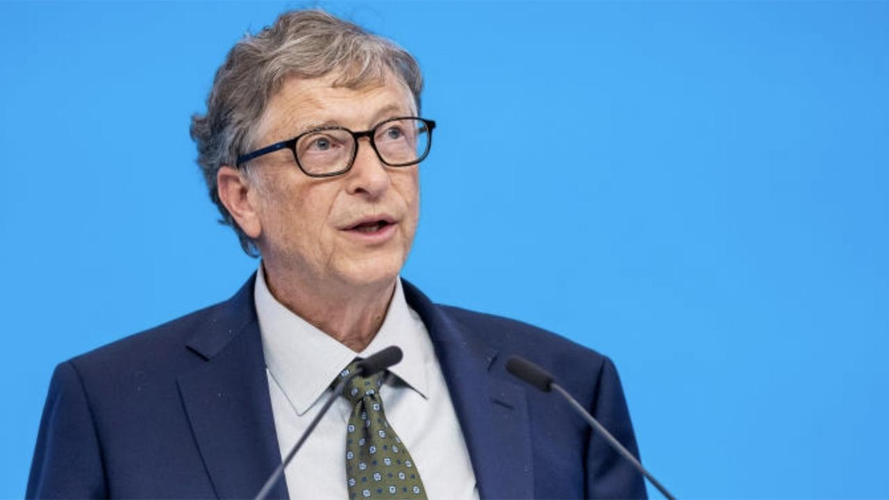 Billionaire Bill Gates all for higher taxes, but not a wealth tax