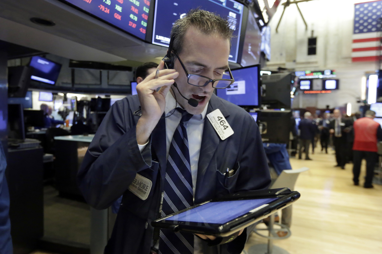 Stocks slide amid trade concerns