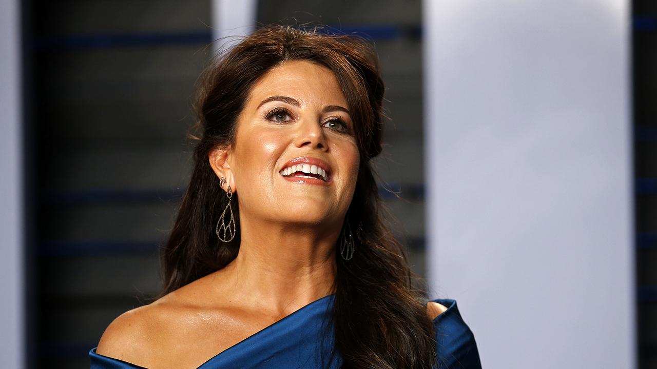 Monica Lewinsky: I'm looking for a 'proper career'