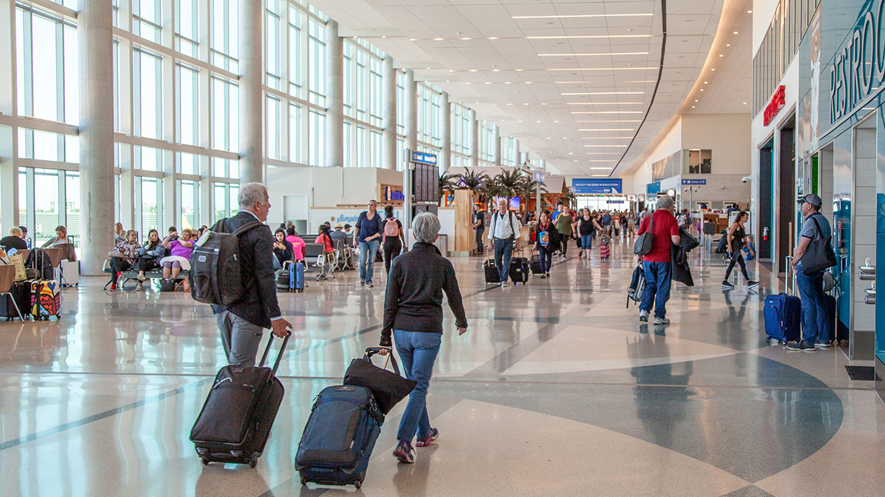 The best and worst airports in North America: report