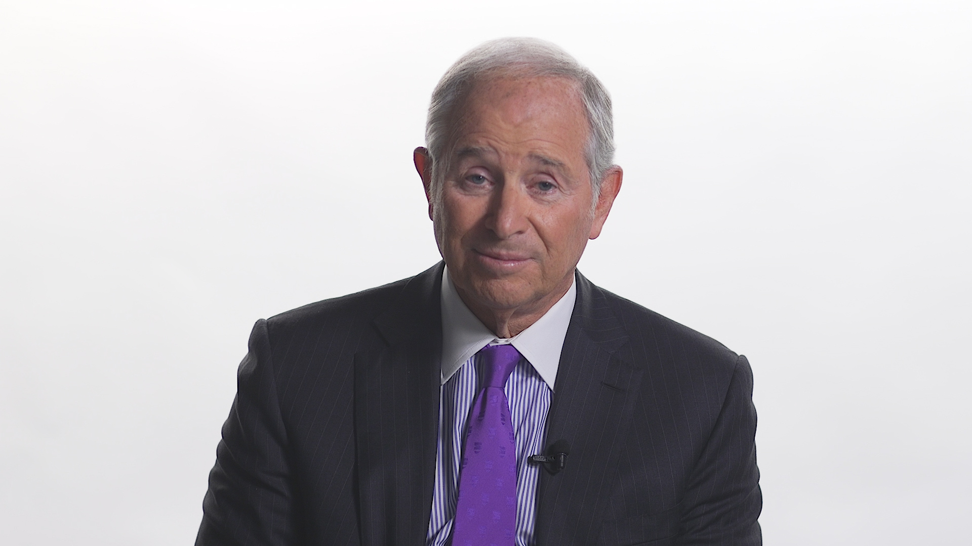 Blackstone CEO Stephen Schwarzman: How to prioritize problems in a business