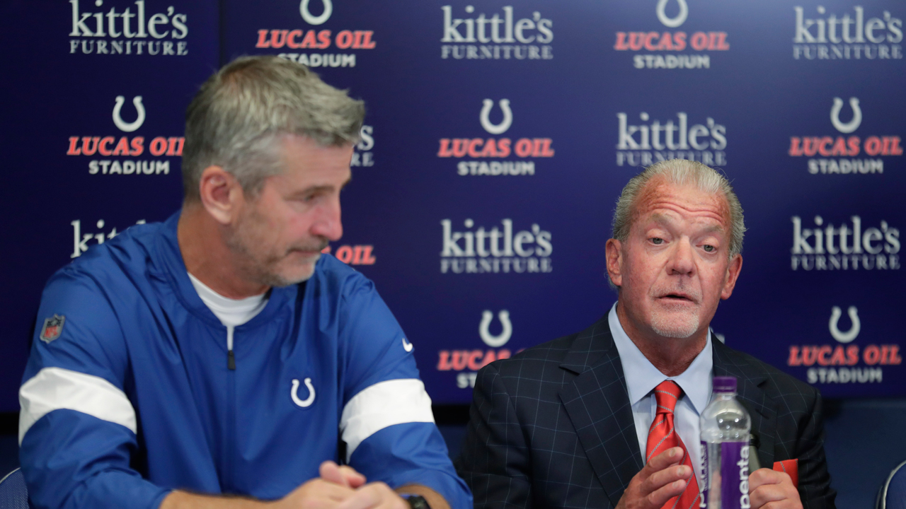 Indianapolis Colts for sale? Team says not, after owner Jim Irsay snubs $3.2B offer