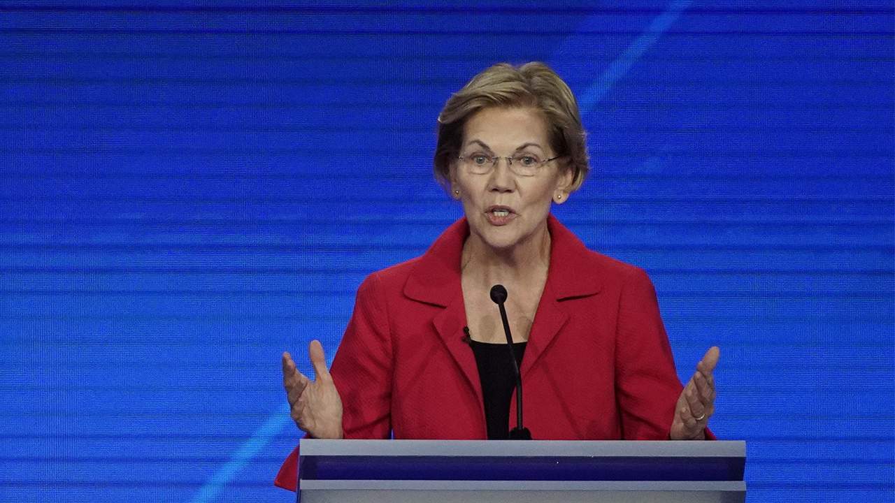 Elizabeth Warren turns Facebook's rules against it with 'fake' ad dissing Zuckerberg