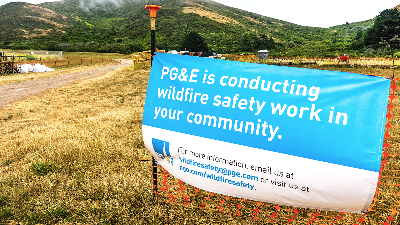 PG&E finds over 100 instances of damage in 'public safety' outage