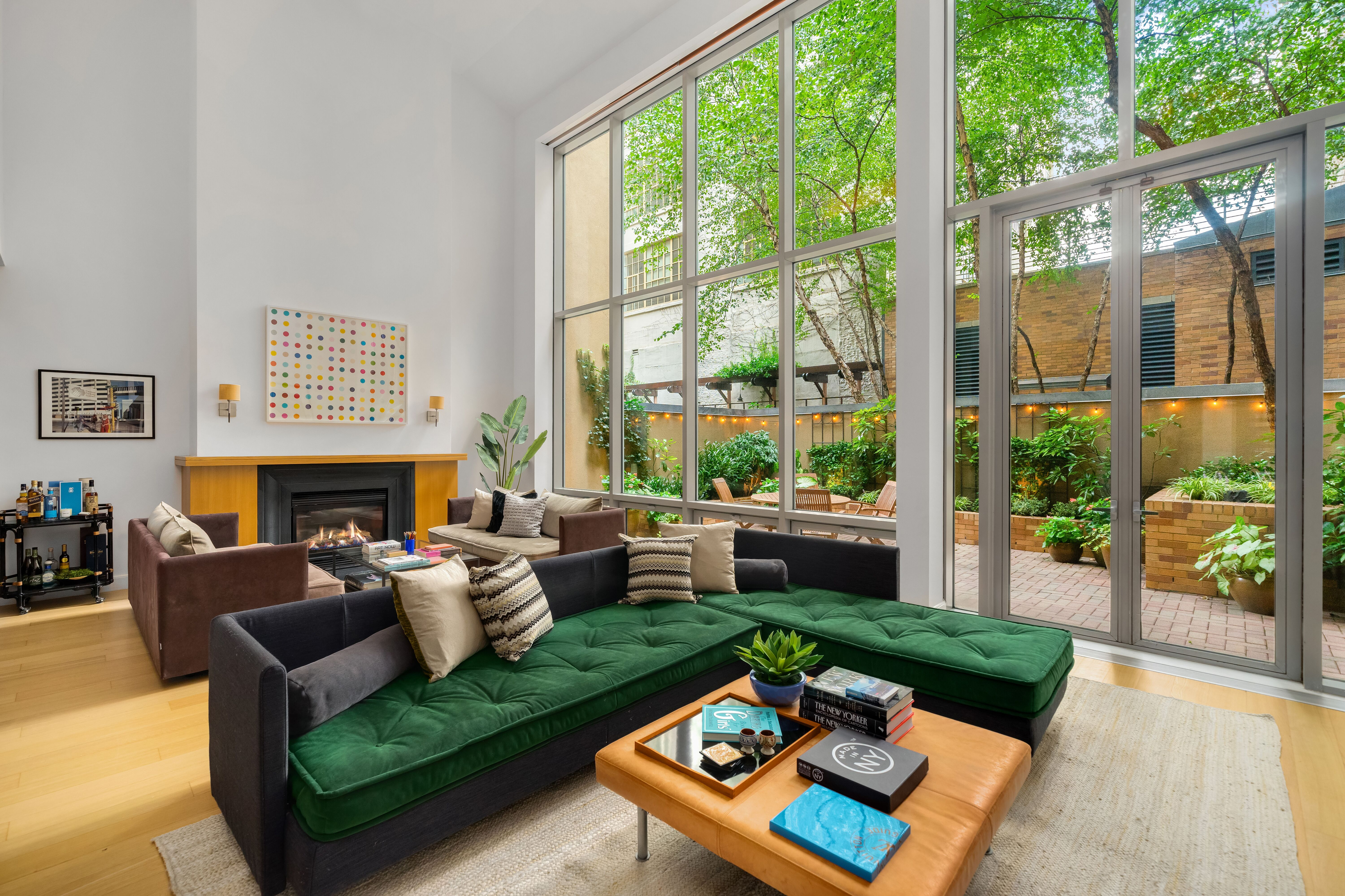 'Who Wants to Be a Millionaire' producer's New York townhouse up for sale