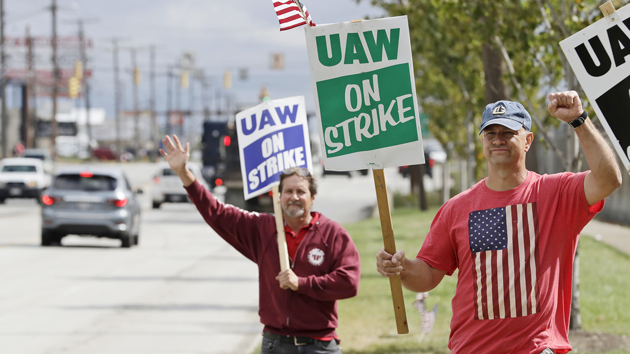 Union membership is highest in these states, and some of them might surprise you