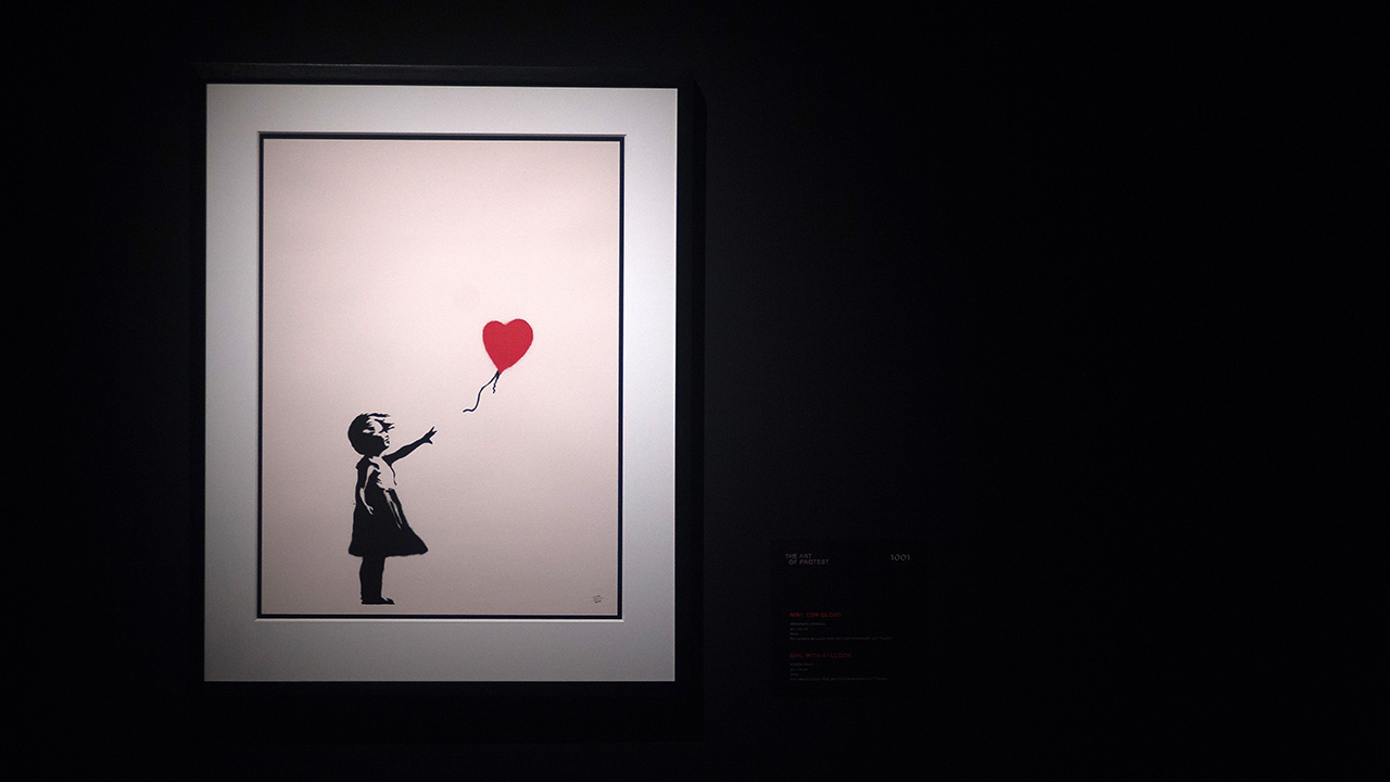 Banksy's online store open for business