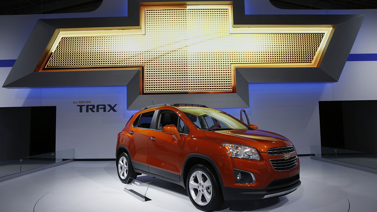 GM recalls 107,000 Chevy SUVs for faulty joint that may disrupt steering