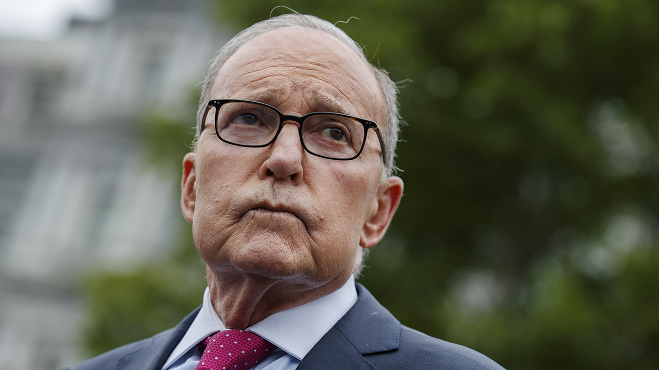 Larry Kudlow: Davos leaders had 'no idea of the facts' of Trump's success