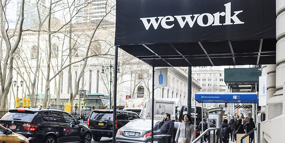 WeWork bailout may be coming soon