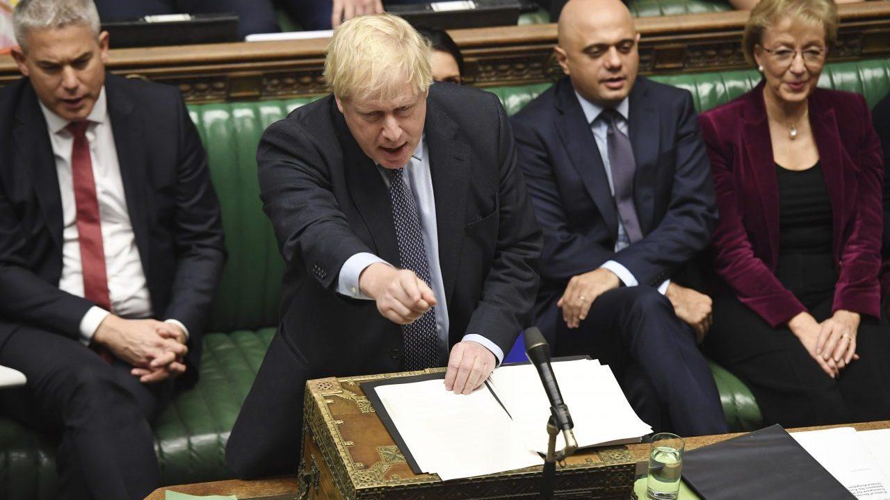 Boris Johnson asks for Brexit extension after Parliament forces his hand