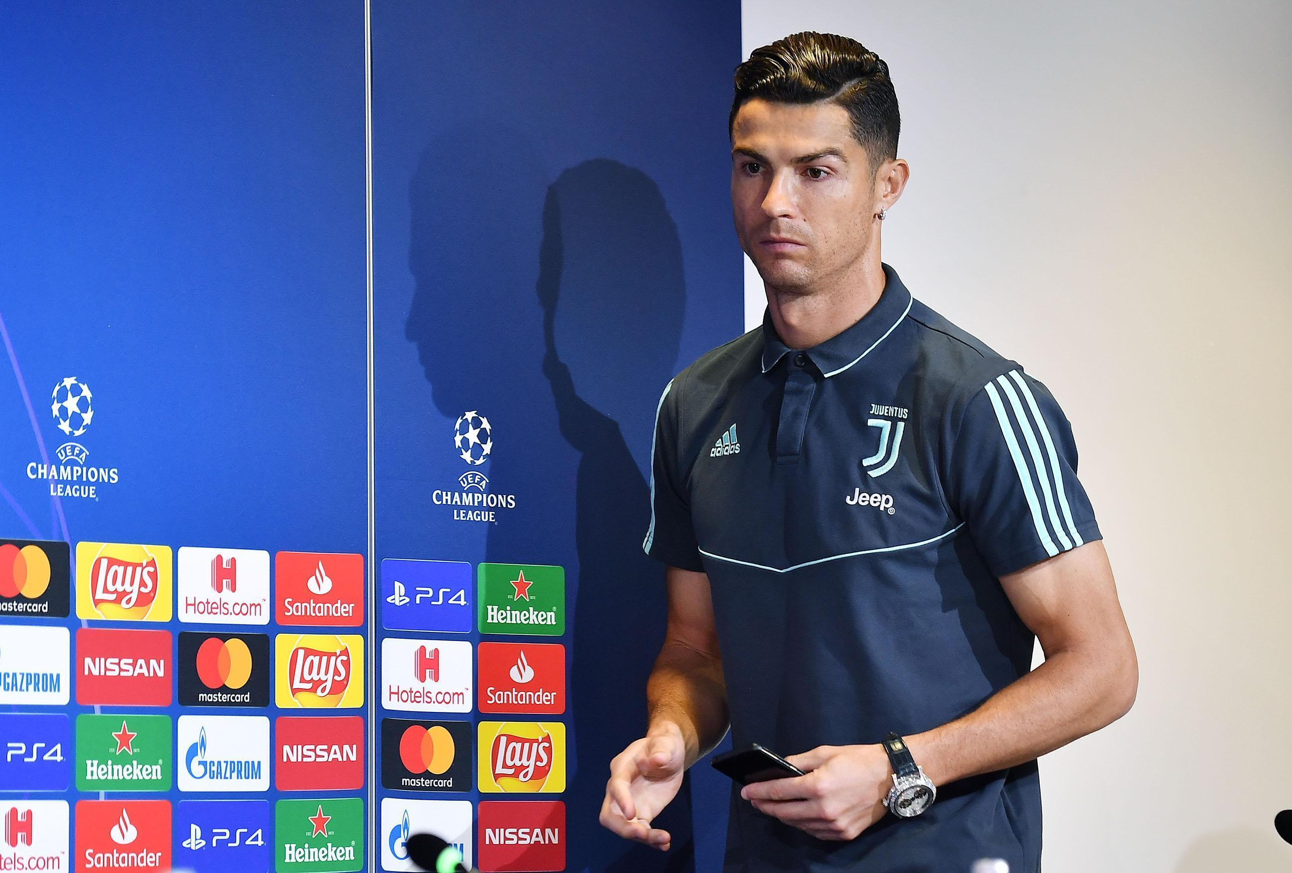 Cristiano Ronaldo's DNA found on evidence obtained from rape accuser: leaked emails