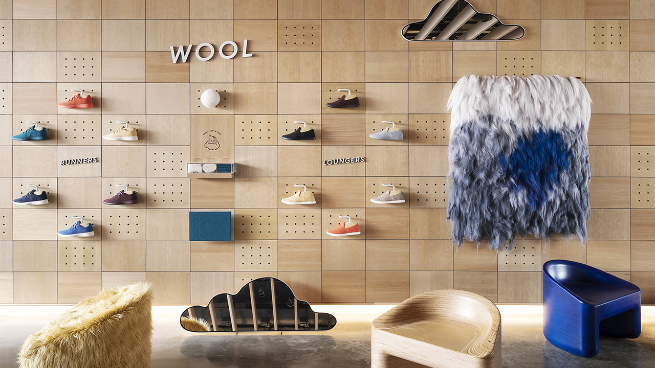 """Allbirds to """"more than double"""" number of retail stores"""