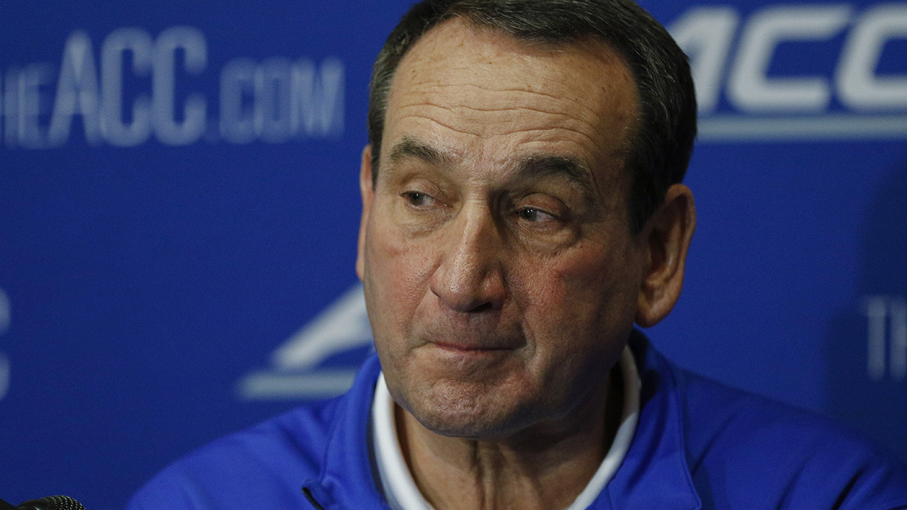 Duke's Mike Krzyzewski 'glad' 'Fair Pay to Play Act' passed: 'We need to stay current with what's happening'
