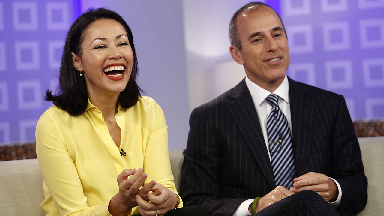Matt Lauer accuser confided in former co-host Ann Curry: book