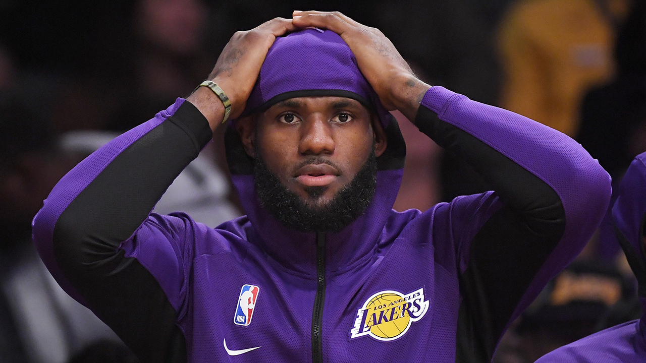 LeBron James drops out of Hong Kong debate to keep from 'cheating my teammates'