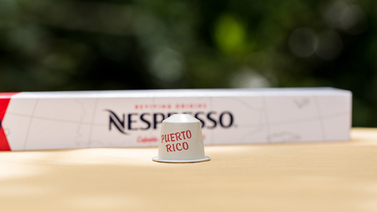 Nespresso, George Clooney and Lin-Manuel Miranda team up to rescue Puerto Rico's coffee biz