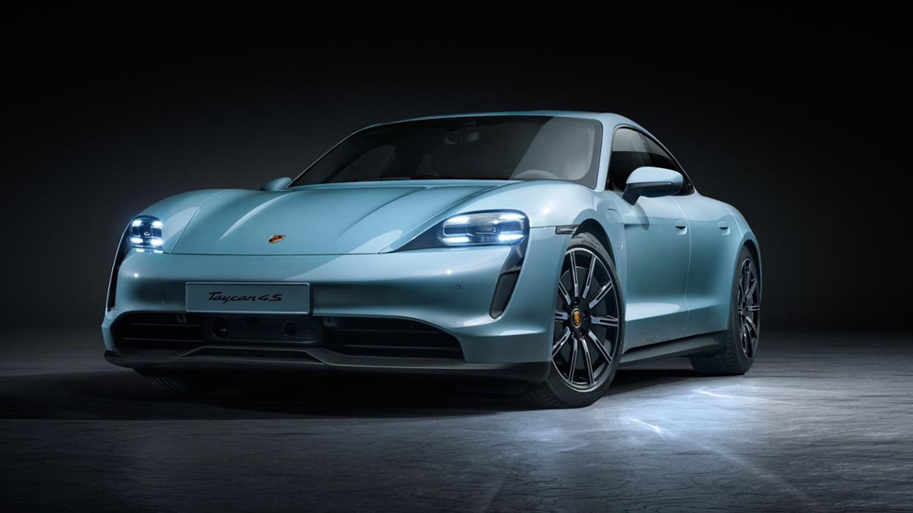 Porsche betting Taycan can take on Tesla electric car race