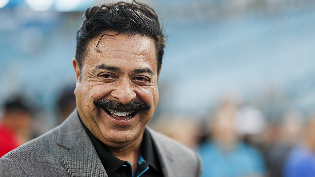 Jacksonville Jaguars owner starting up the 'Black News Channel'