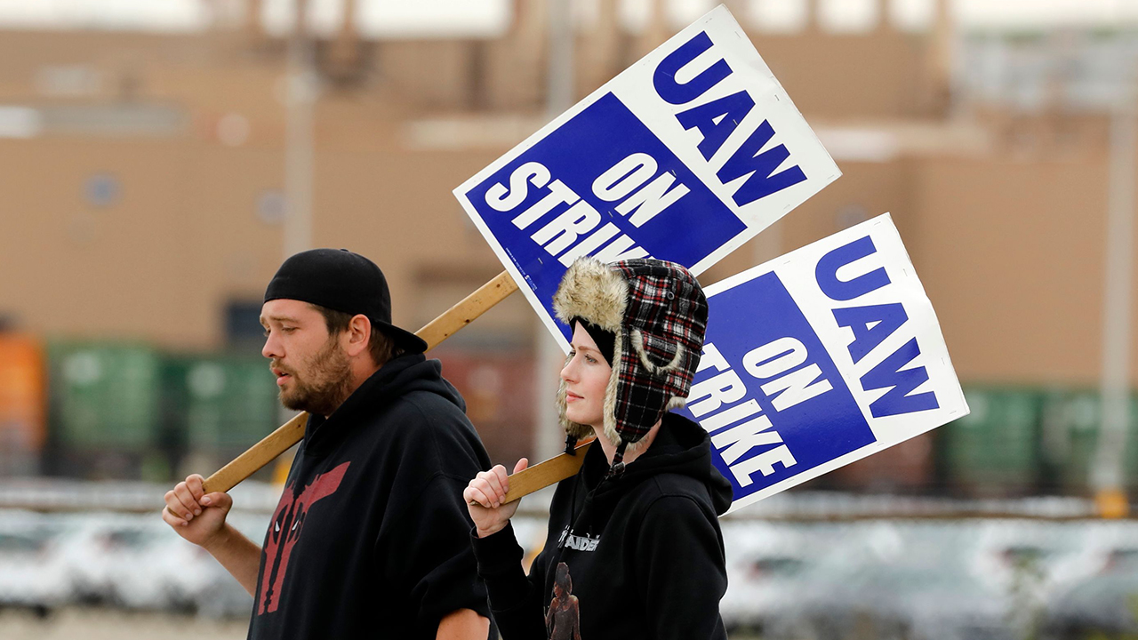 General Motors strike non-event for US manufacturing
