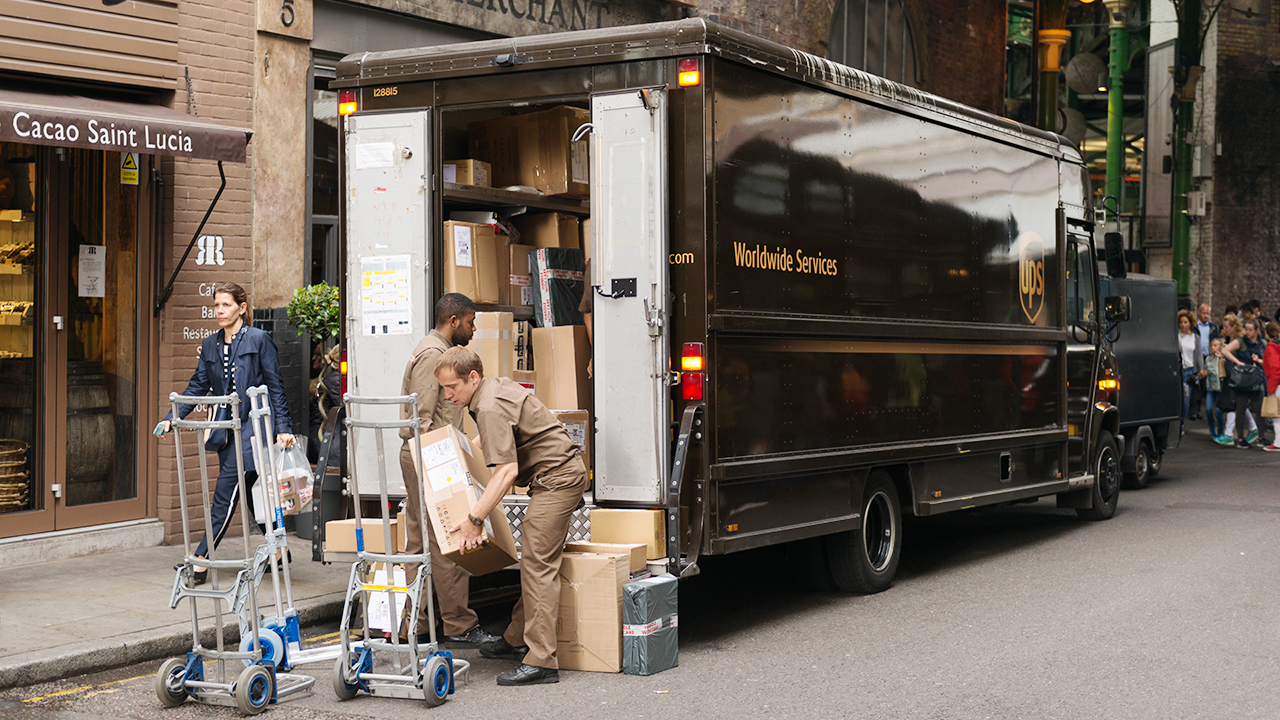 UPS workers busted for transporting drugs, including 50,000 THC vape pens