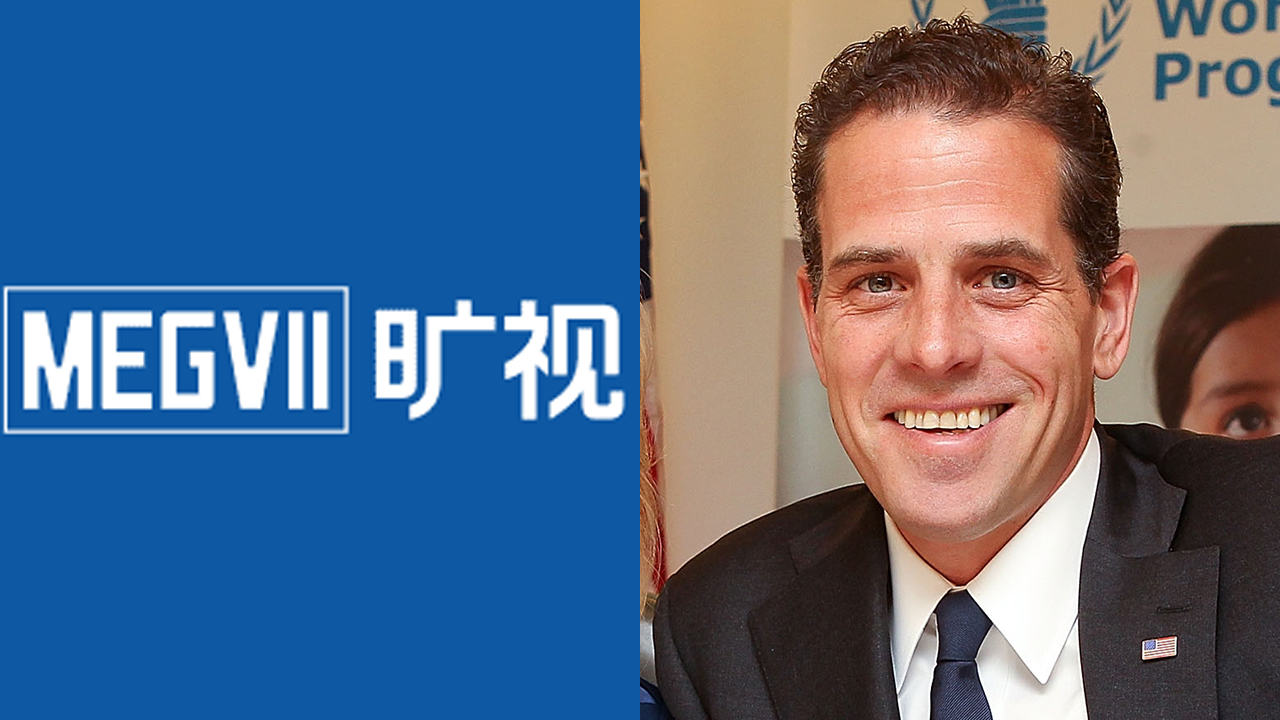 Hunter Biden owns stake in Chinese company blacklisted by US