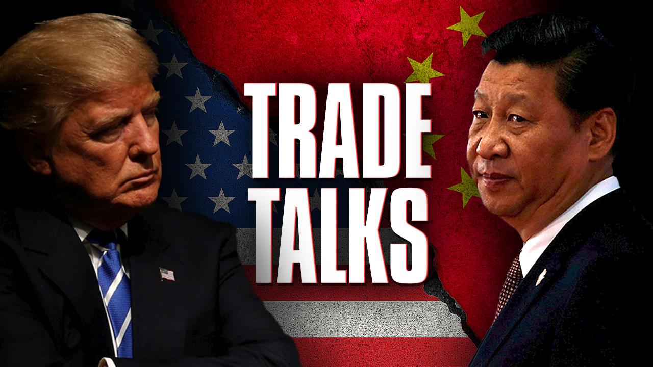 US-China reach trade war 'pause'